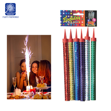 wholesale smokeless cold ice candle wedding party fountains stage birthday cake fireworks