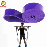 Fitness colored elastic industrial strength rubber bands