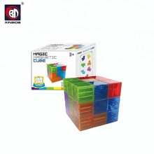 Customized Puzzle Toys Speed Magic Cubes for Education