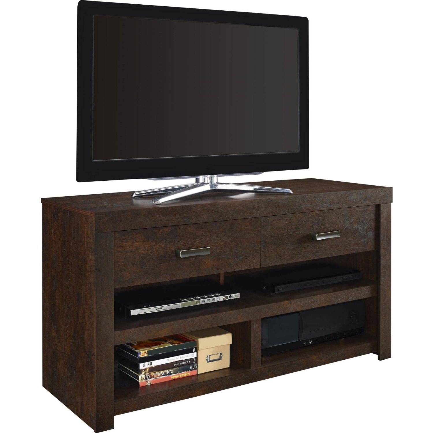 Get Quotations · Westbrook 50 Inch Tv Stand This Beautiful Design Is The  Perfect Way To Bring Both Style