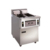 Electric 2-Tank 2-Basket Open  Fryer with Cabinet