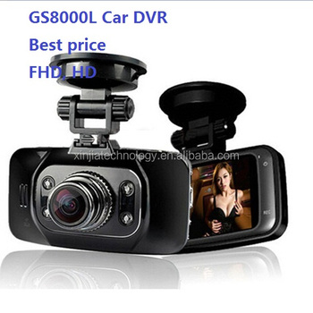 Gs8000l Dash Cam User Manual Hd 720p Car Camera Dvr Video Recorder ...