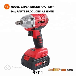 21V electric brushless impact wrench mini ratchet wrench