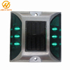 Raised Pavement Marker / Aluminum Led Solar Road Stud / Traffic Equipment
