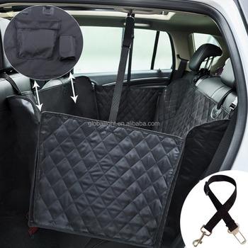Pet Car Seat Cover Universal Dog Back Protector Cat Bench Hammock