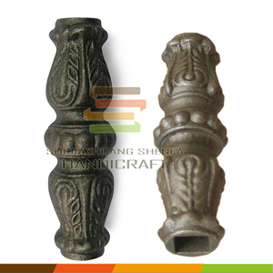 Wrought Iron Bushes Cast Iron Collar