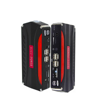 NEW FASHION mini multi function jump starter for 12V AUTO / can emergency start your power off car