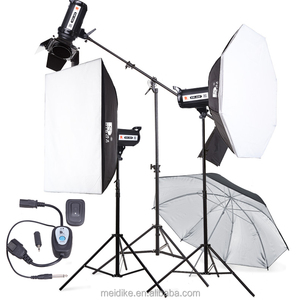 Video Photo Studio Lighting kit Photography Flash Light kit