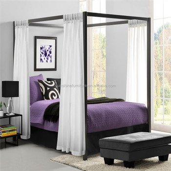 king size/queen size modern metal furniture modern luxury princess canopy bed : luxury canopy - afamca.org