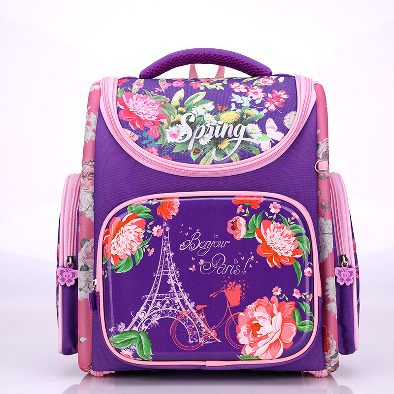 Neoprene Top Quality Brand Red Flower School Bag For S Cute Trolly Seven Product On Alibaba