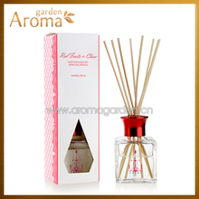 Ocean breeze 100ml 3.38oz rattan reed diffuser gift set
