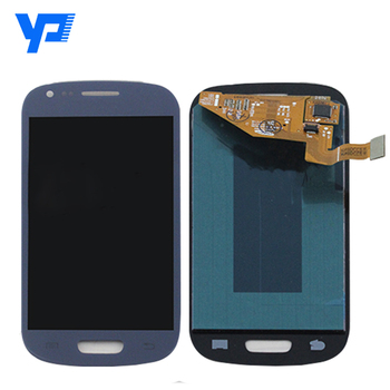Mobile phone lcds spare parts for S3 mini lcd screen replacement, low price for Samsung GALAXY S3 mini lcd digitizer