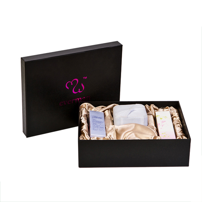 Cheap Custom satin lined gift boxes