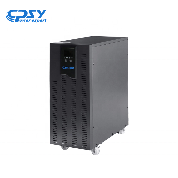 High frequency 380v 400v UPS three phase 20Kva Online UPS for factory use