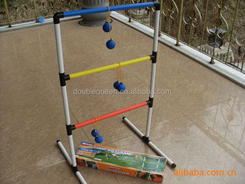 Swell Promotional Gift Outdoor Ladder Bean Bag Toss Game For Kids And Family Relax Buy Ladder Toss Game Washer Toss Games Wooden Ball Game Product On Ncnpc Chair Design For Home Ncnpcorg