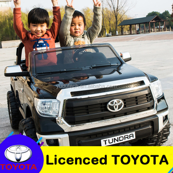Licensed Toyota Tundra 24v 4 X Child S Electric Ride On Cars