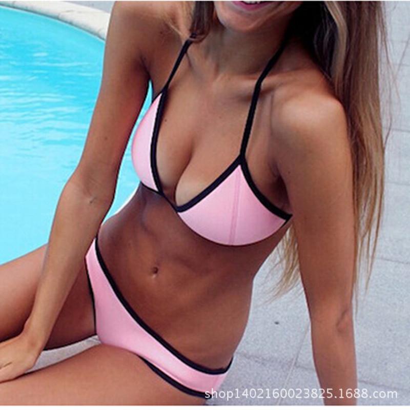 High quality neoprene swimwear for women and men. A Canadian bikini brand designed by Elisabeth Rioux. Worldwide shipping!