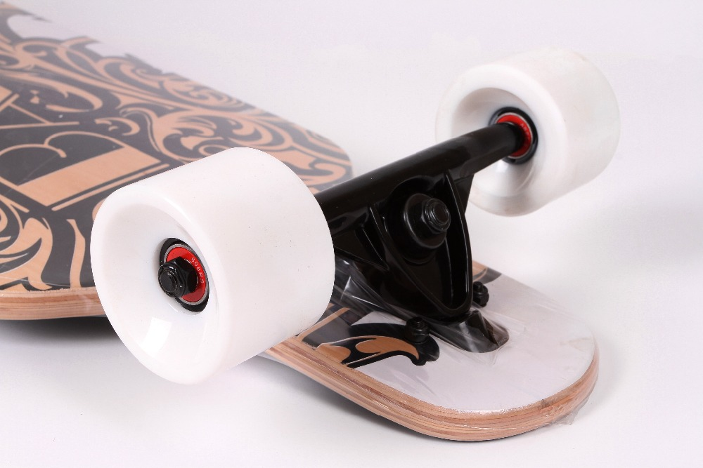 High Quality Completed Cheap Longboard, Entry Level Longboard Set for kids