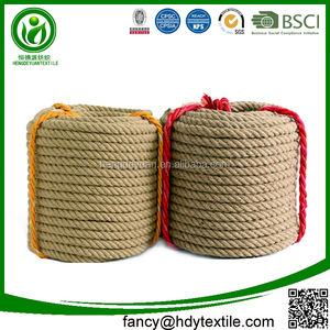 Low price jute skipping rope 4mm/ 5mm jute rope/ 3 cm natural jute thread