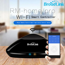 Broadlink RM2 Rm Pro Smart Home Universal Remote Control, WIFI+IR+RF Wireless Intelligent Controller Domotica Via IOS Android