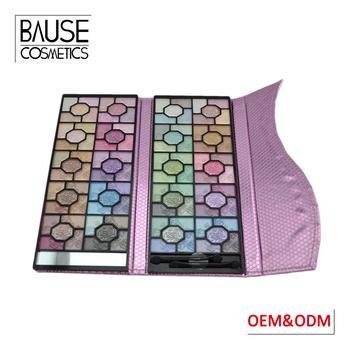 Complete Bridal Makeup Kit 100 Colors Eye Shadow Palette Waterproof Color Eyeshadow