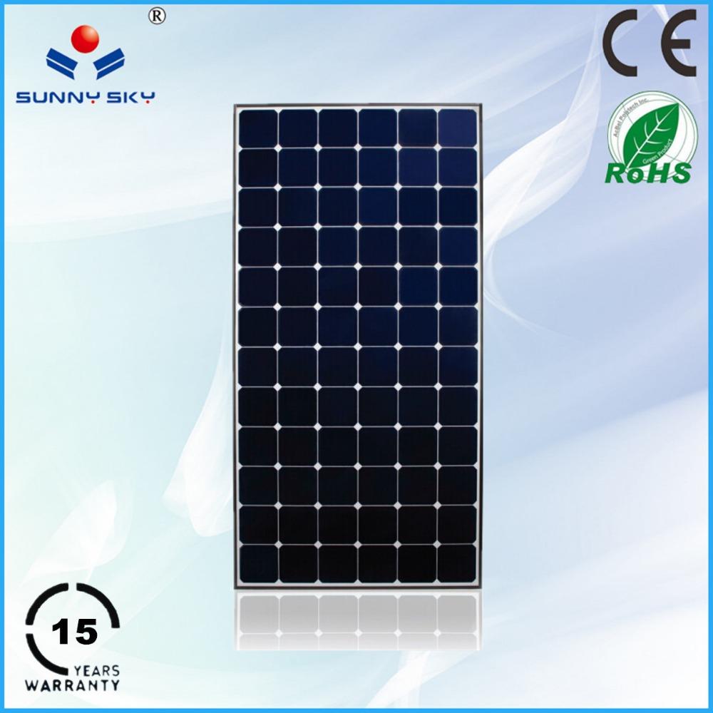 Wholesale Sunpower green energy 200w sun panel solar solar panel ...