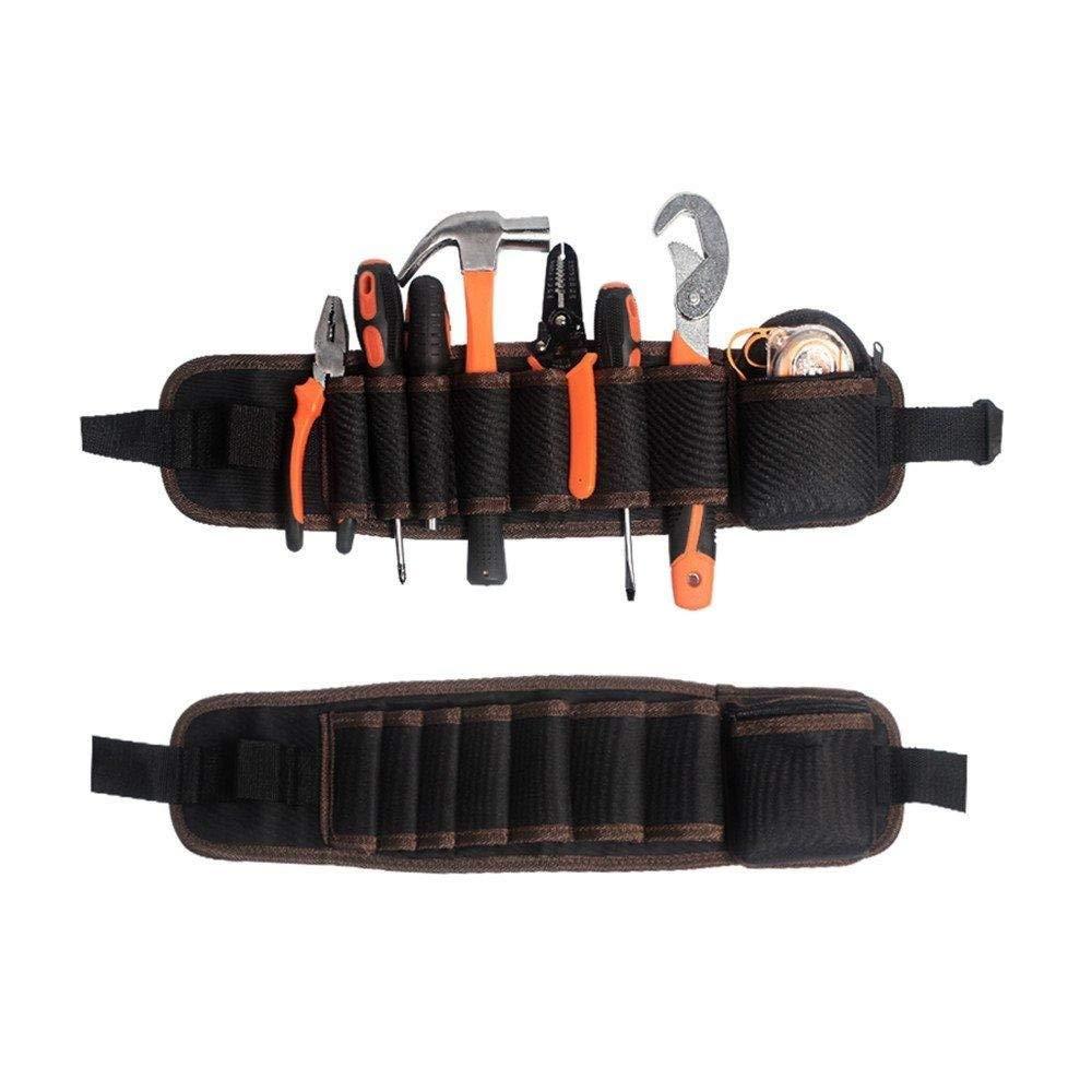 Storage Bag Waterproof Multi-Pocket Belt - Tool Accessories HILDA Tool - 1 x Tool Belt