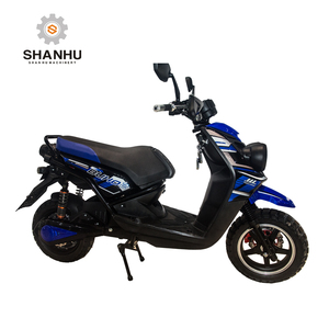 Intelligent 2000w city road 72v 2 wheels pedal e motorbike for two people