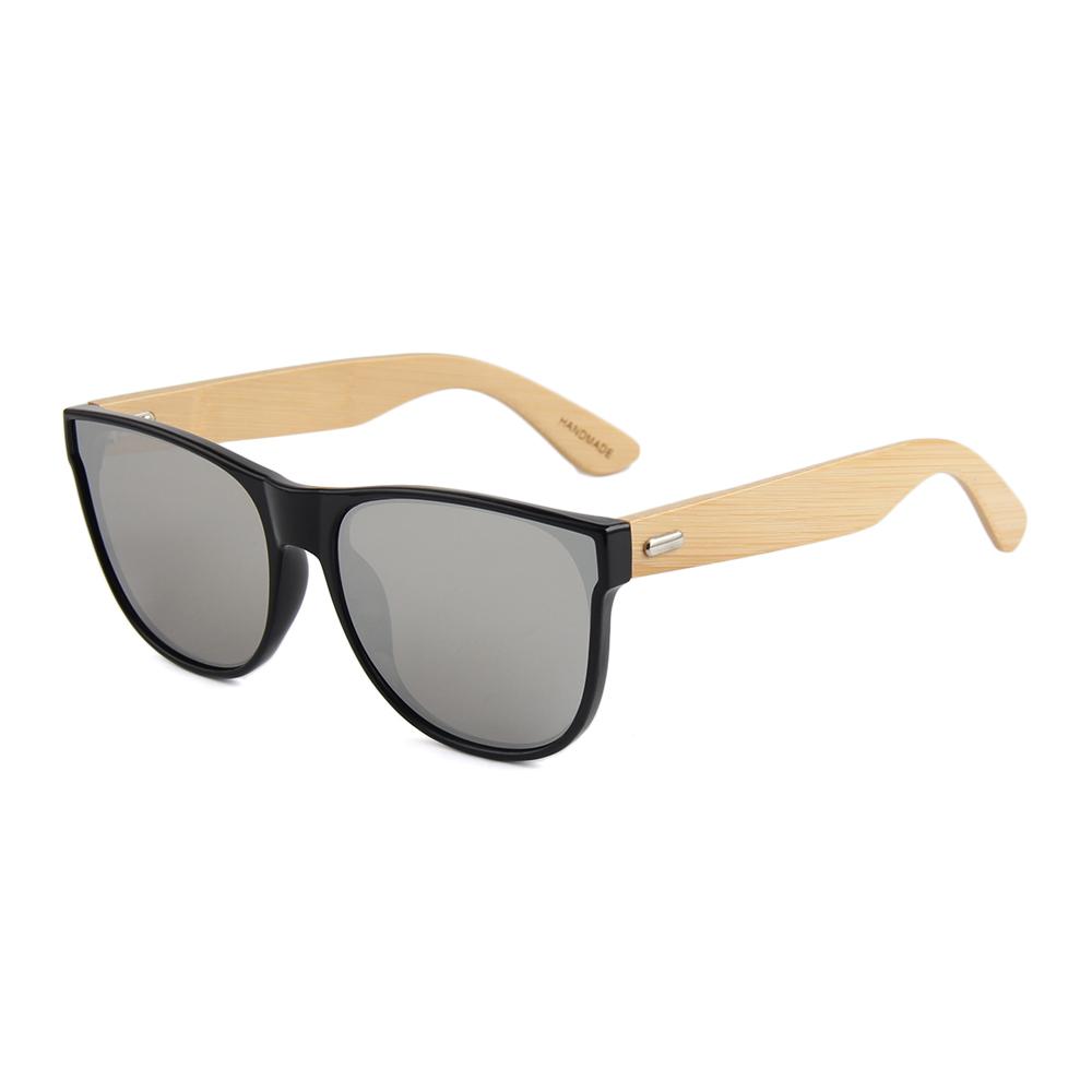 Eco-Friendly Cheap Sunglasses 2018 Custom Logo Flat Lens Sunglasses, Custom colors