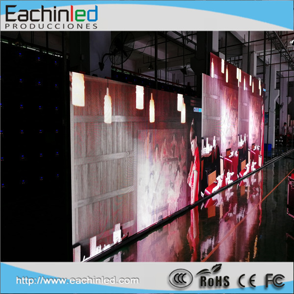 P3 P4.81 indoor noleggio full color display a led video schermi/game show scoreboard nel display a led