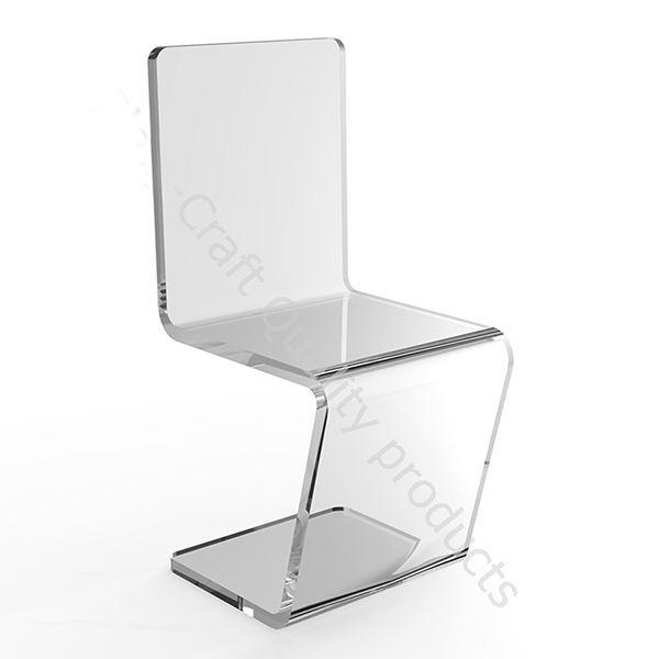 Diseño personalizado transparente silla de comedor, shenzhen silla de  acrílico transparente, silla de acrílico transparente