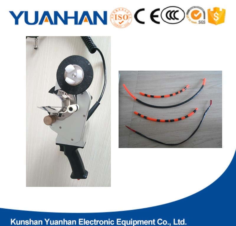 Hand Held Automatic Tape Winding Machine/wire Harness Taping Machine Hand Held Wire Harness Tape on wheel tape, hose tape, wire loom clips, tail light tape, washi tape, muffler tape,