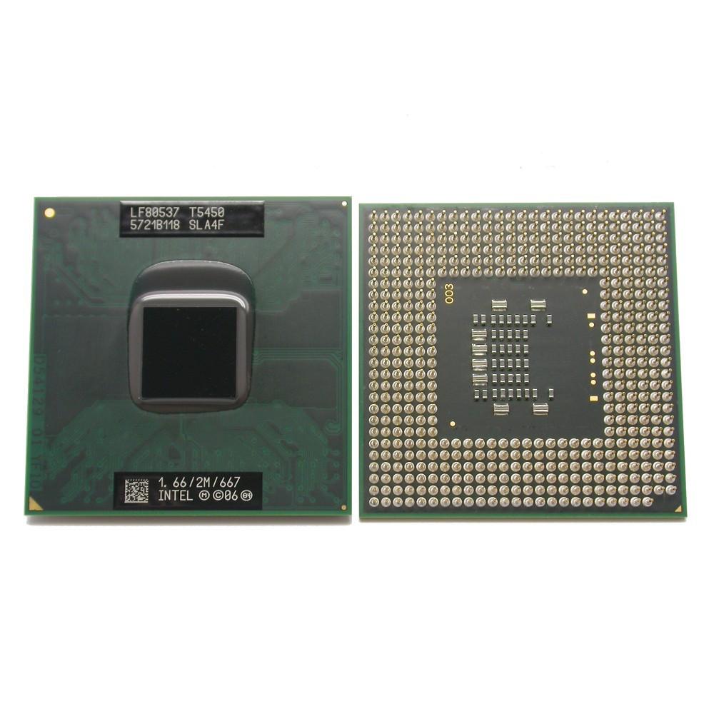 Intel Core 2 Duo T8300 SLAYQ 2.4G//3M//800MHz Socket P Mobile CPU Processor