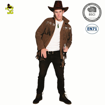 Adult Mens Western Cowboy Costume For Wild West Dessert Fancy Dress Party Cool Cowboy Costumes Role  sc 1 st  Alibaba & Adult Mens Western Cowboy Costume For Wild West Dessert Fancy Dress ...