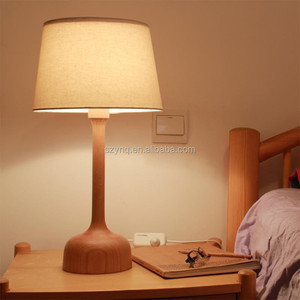 wooden healthy bedroom sleeping lamp from china factory