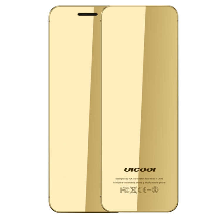 mobile phone mini slim ULCOOL V36 Card Mobile Phone 1.54 inch Anti-lost GSM Dual SIM feature phone