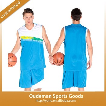 New Mens Basketball Jersey Sportswear Wholesale Branded Model Yn ...