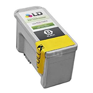 LD Products Remanufactured Ink Cartridge Replacement for Epson T017201 ( Black )