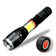 CYSHMILY New Design Tactical Flashlight T6 Outdoor Torch Light,Magnetic COB Work Led Flashlight