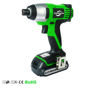 Best 14.4V/18V Li-ion battery Cordless impact screwdriver