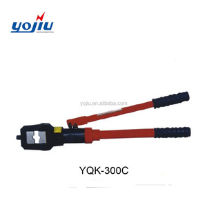 yongjiu Electric power fitting YQK-300C hydraulic crimping tool wire crimp connection pliers