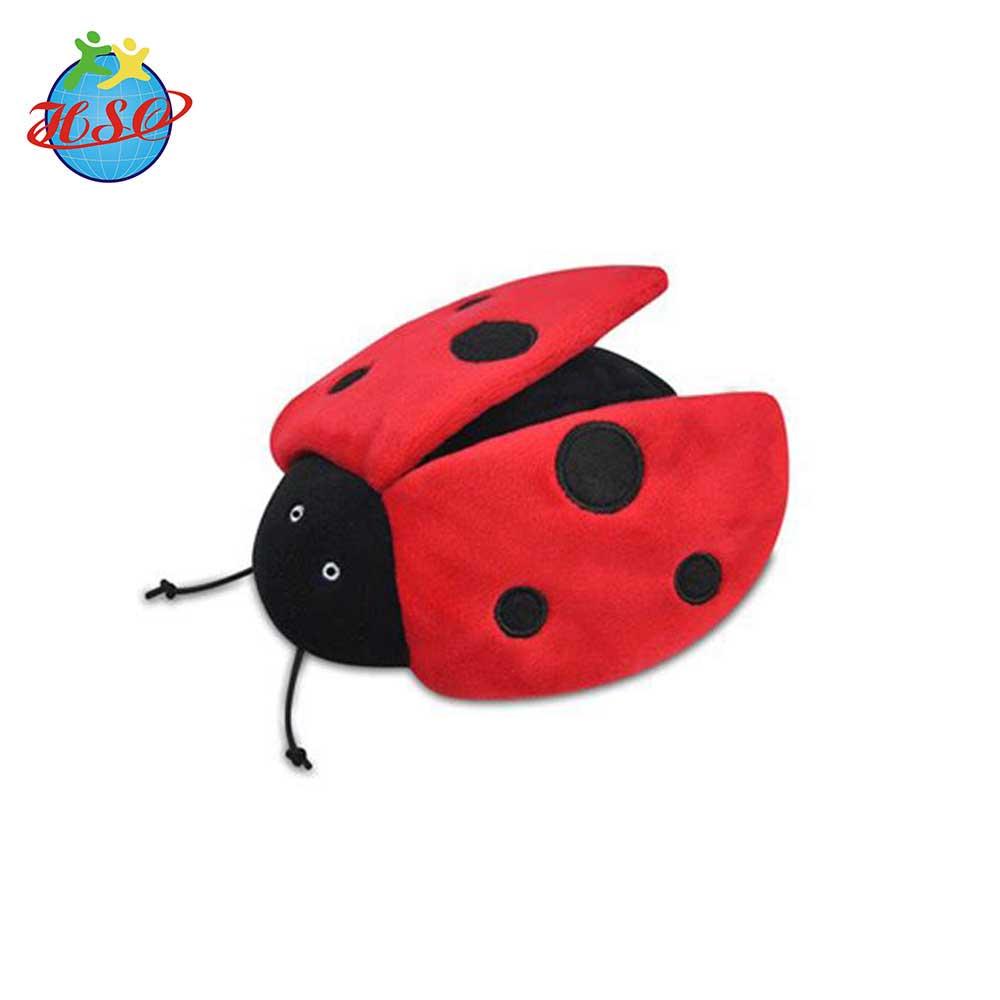 Oem Mewah Hewan Ladybug Serangga Mainan Stuffed Plush Toys Buy