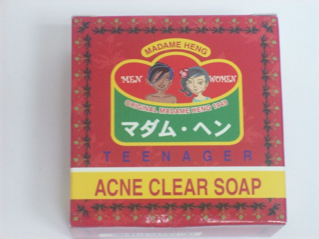 ACNE CLEAR SOAP (MADAME HENG 1949)