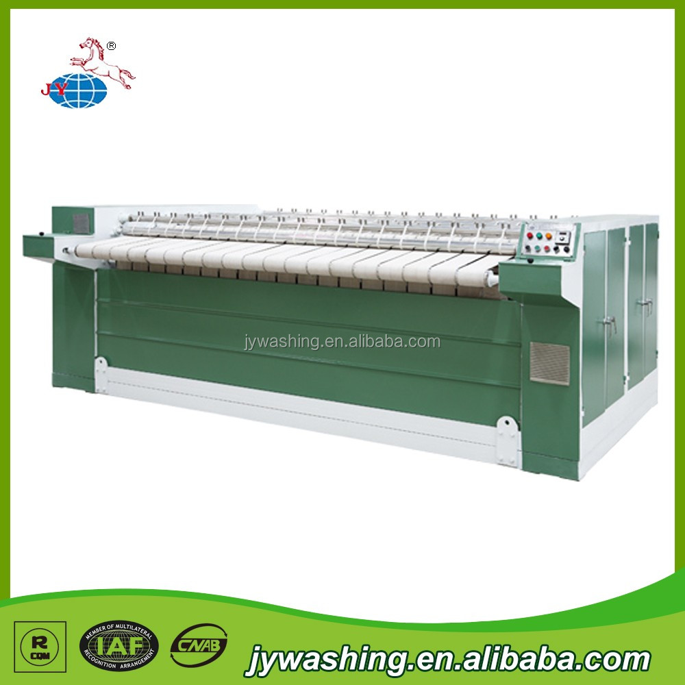 Alibaba China Wholesale Top Quality Cheap Laundry Roller Iron & Sheet Ironing Machine
