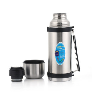 Wholesale Stainless Steel Car Mug Travel Cup Thermos Vacuum Flask