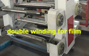 4 kleuren papier flexodruk machine met goede prijs/papier flexodruk machine/papier printer