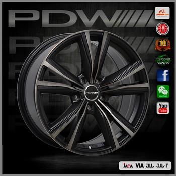Pdw Brand Alloy Wheels For Honda Accord China Alloy Wheels Factory