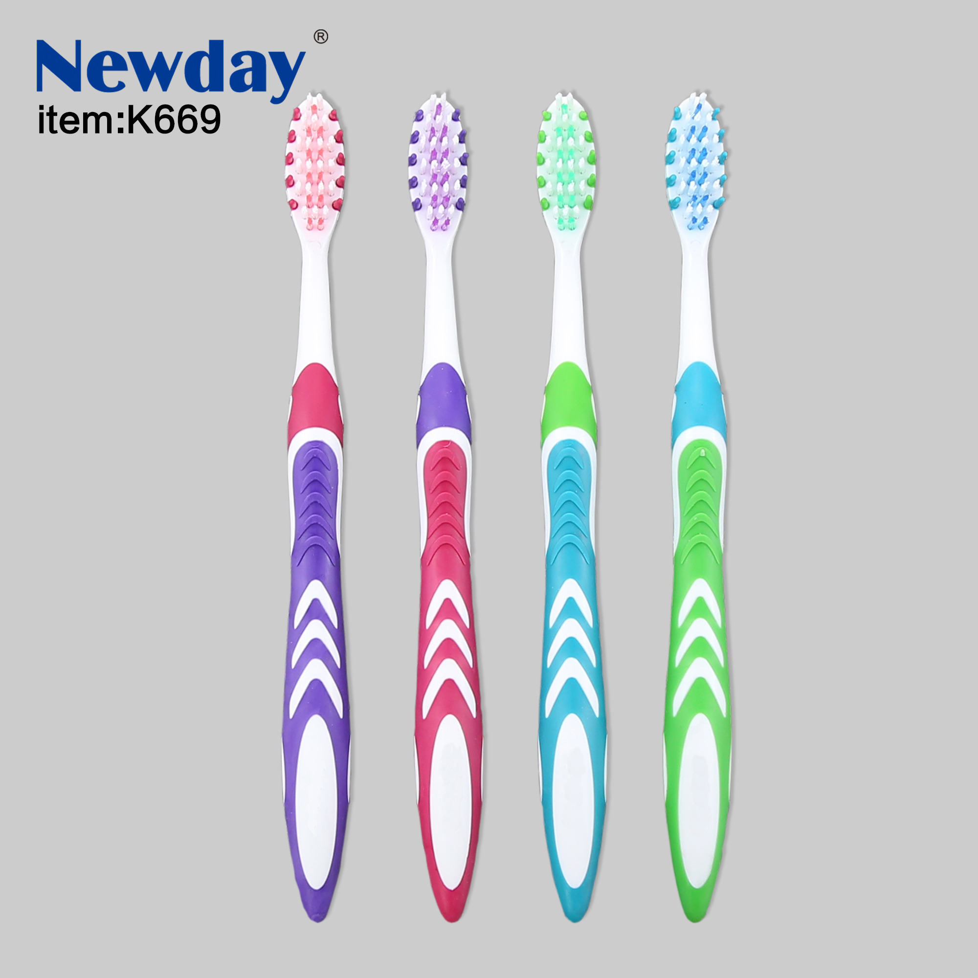 natural biodegradable adult bamboo toothbrush with soft charcoal bristles eco-friendly customer's logo available