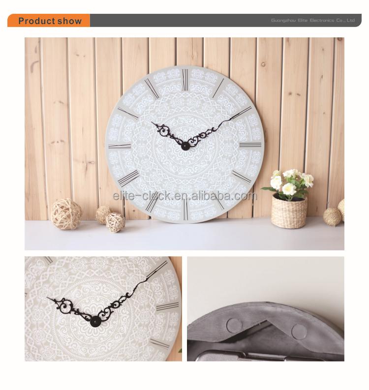 Home Goods Clocks: Arabic Style Custom Design Home Goods Art Painting Big