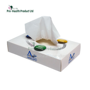 Wholesale High Quality Rectangle Facial Tissue Paper Box Holder